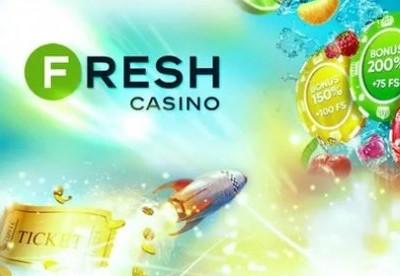 Fresh casino: Обзор квеста Lucky Ticket