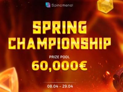 Акция «Spring Championship» в казино JVSpin